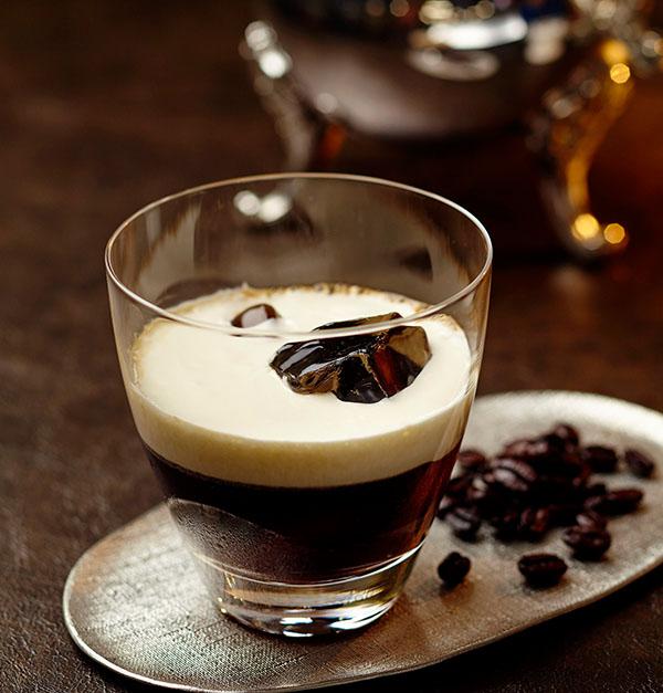 ホワイトルシアン(コーヒー)|...